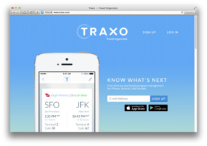 Traxo Jobs : Screenshot
