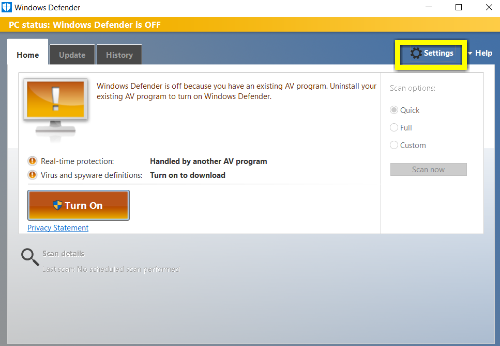 can you run avast and windows defender together