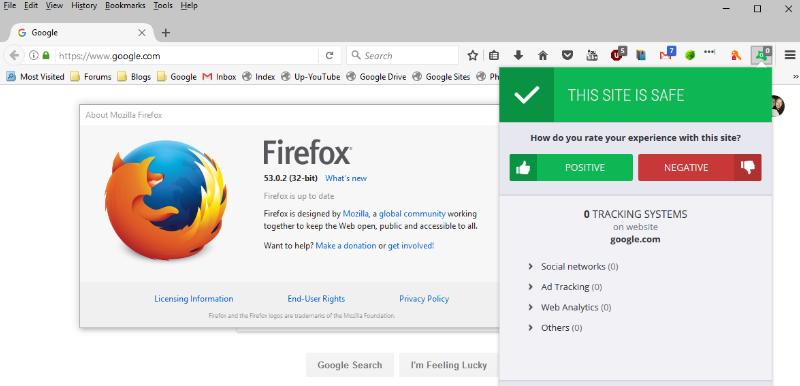 firefox avast security