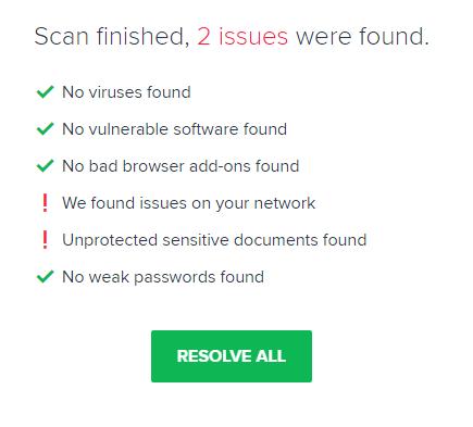 avast smart scan stuck at 6