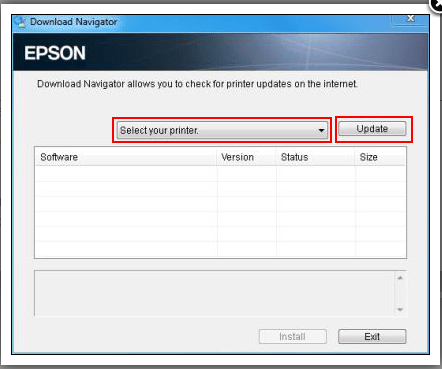 Epson Printer Finder - [Download]