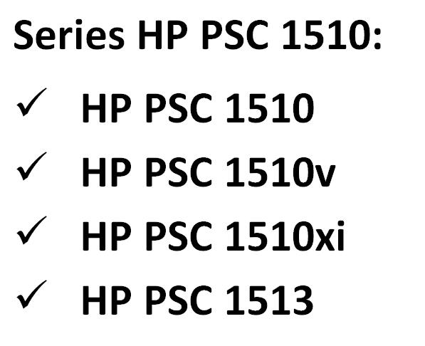 DRIVER HP SERIES TÉLÉCHARGER PSC 1310