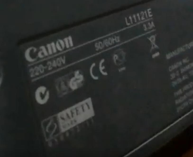 L11121E CANON TÉLÉCHARGER IMPRIMANTE LOGICIEL