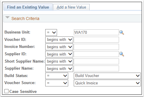 Vouchering A Quick Invoice On Demand A Accounts Payable - Quick invoice