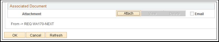 Attach Associated Document