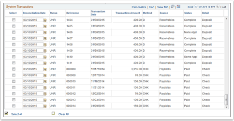 System Transactions