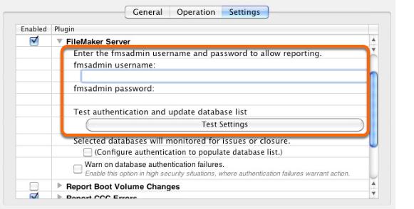 Configure FileMaker Server Authentication