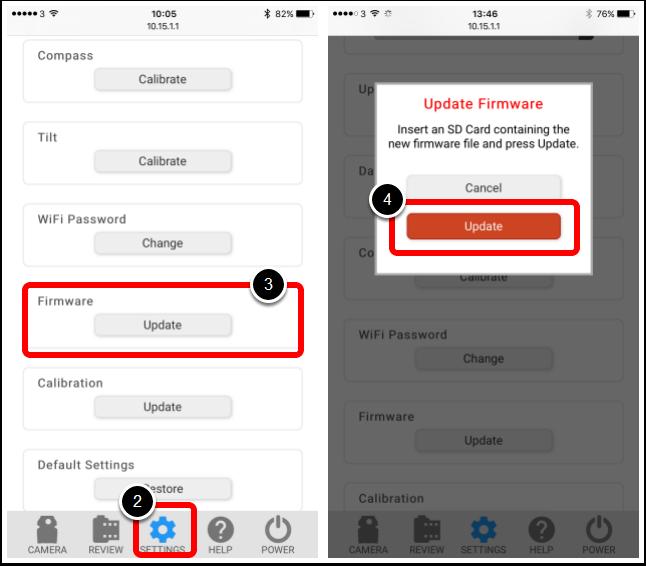 iris360 Firmware Update v1 3 4 - Dated 02/06/2016 – NCTech