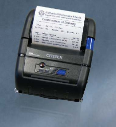 Citizen Bluetooth Printing Options & Prices (Android & iOS ONLY)