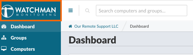Display Your Company's Logo on Your Login Page and Dashboard