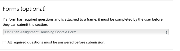 Step 4: Optionally Add a Form to the Frame