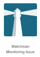 Watchman Monitoring Issue App Icon