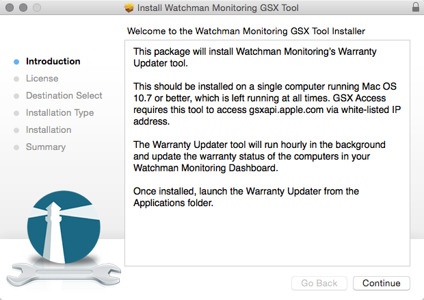 Watchman-Monitoring-warranty-updater-installer.pkg Installer