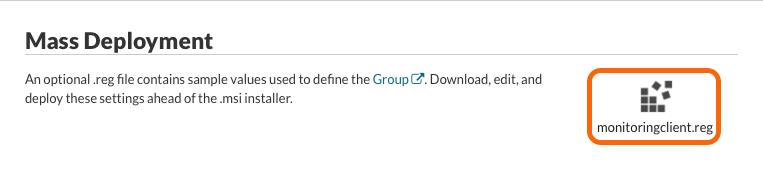 Mass Deployment - Download Sample .reg File