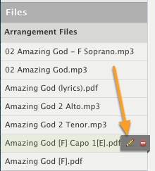 4. Assign Files to Attachment Types
