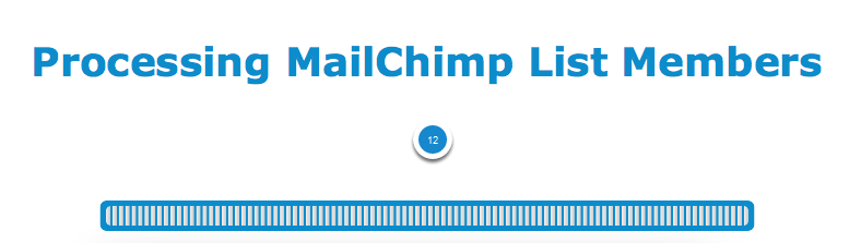 Mailchimp lists