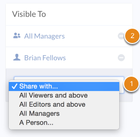 Tab Visibility and Private Tabs