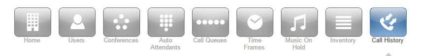 Now click on Call History