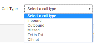 Call Types