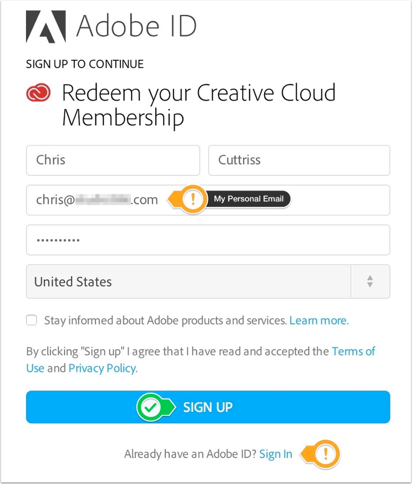 How Do I: Get Adobe Creative Cloud for Personal Use