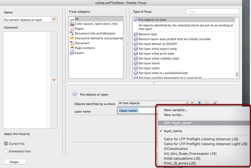 Creating or modifying a JavaScript variable