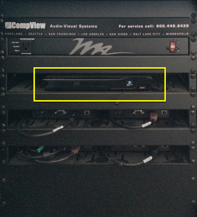 DVD/Blu-ray Player