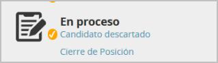 """Plantilla de Mensaje a """"En proceso"""""""