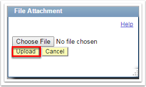 File Attachment Page
