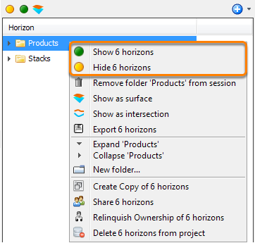 Activate/deactivate all items in a folder(s)