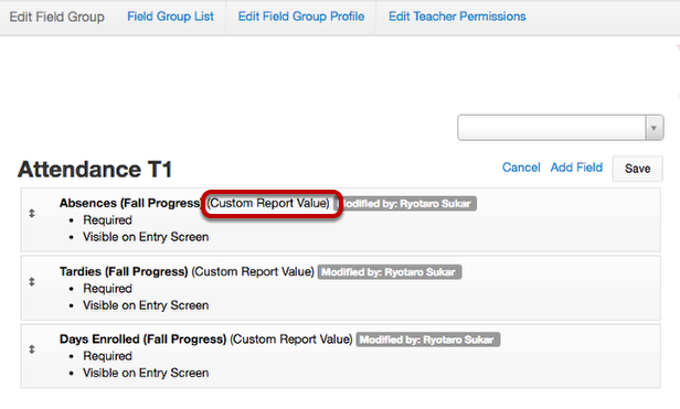 Create a Custom Report