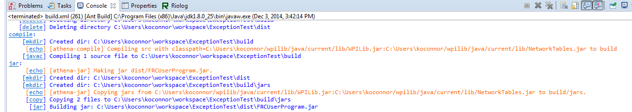 Compile & Jar