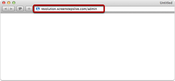 Try to access protected content in ScreenSteps