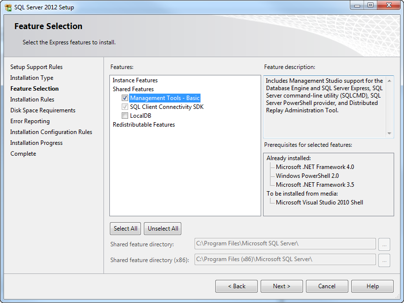 Installing Ms Sql 2012 Management Studio Frequently Asked
