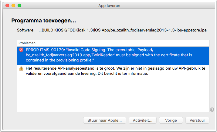 Select Your From Xcode S Navigator Go To The Signing Section And Under Team Correct