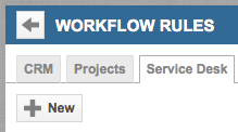 Workflow Rule Name