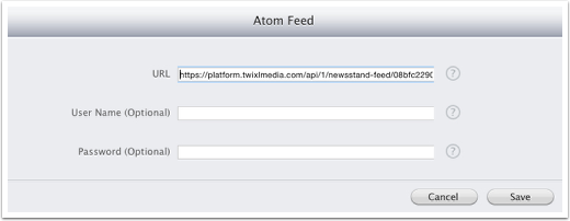 Atom Feed