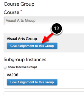 Step 4: Choose Scoring Method and Group