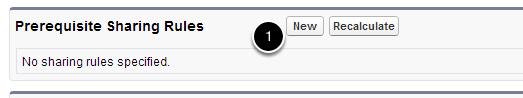 Sharing Settings to allow Staff profile to Modify All Prerequisite Records (only needed if you do not enable Modify All in the profile step above)