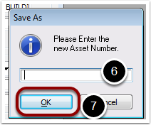 Save As popup