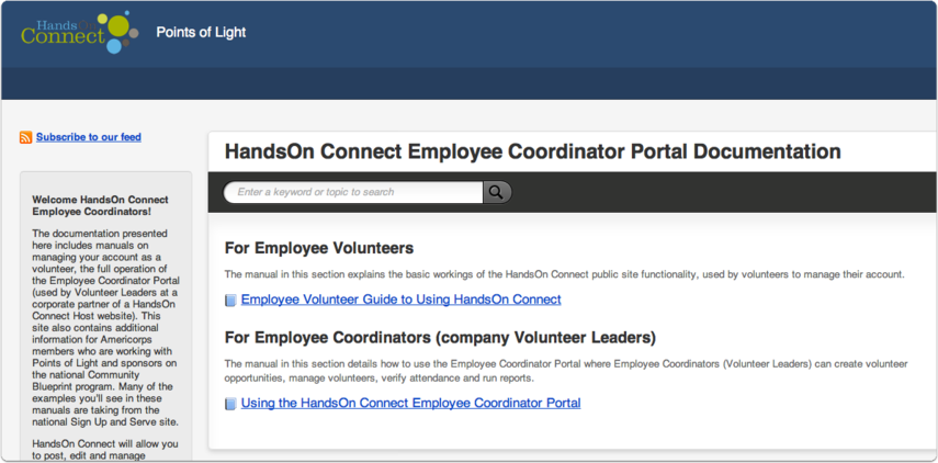 (Premium Portal Only) - Full documentation on using the Employee Coordinator Portalcan be found in our Employee Coordinator Portal Documentation