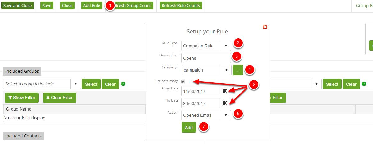 Campaign Rule