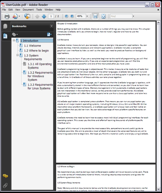 The final pdf