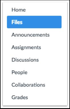Importera genom Filer