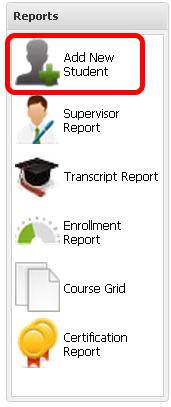10) Add New Student