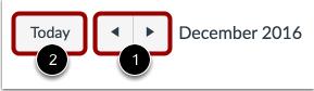 Ver calendario por mes