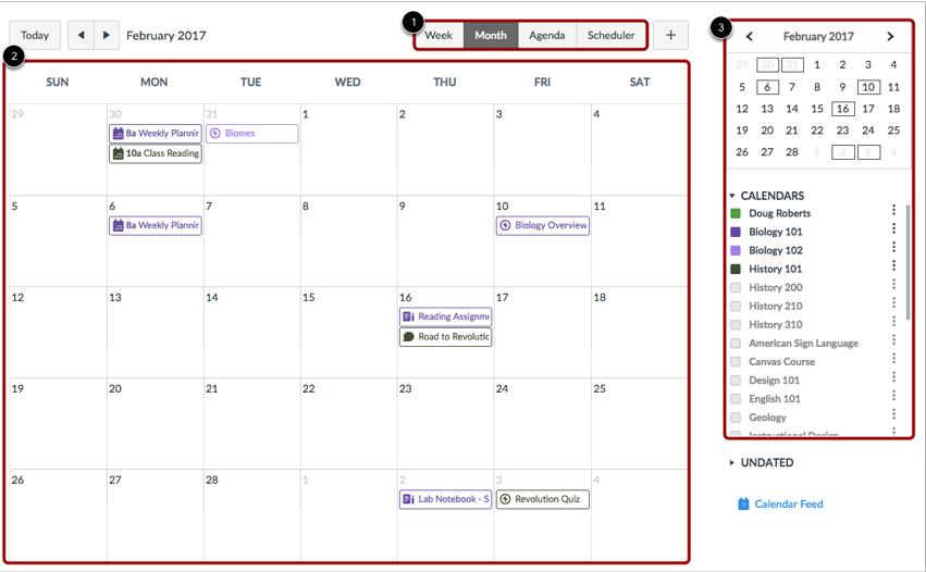Ver calendario