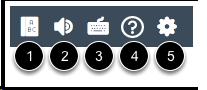 Visualizar Ícones do Menu do SpeedGrader
