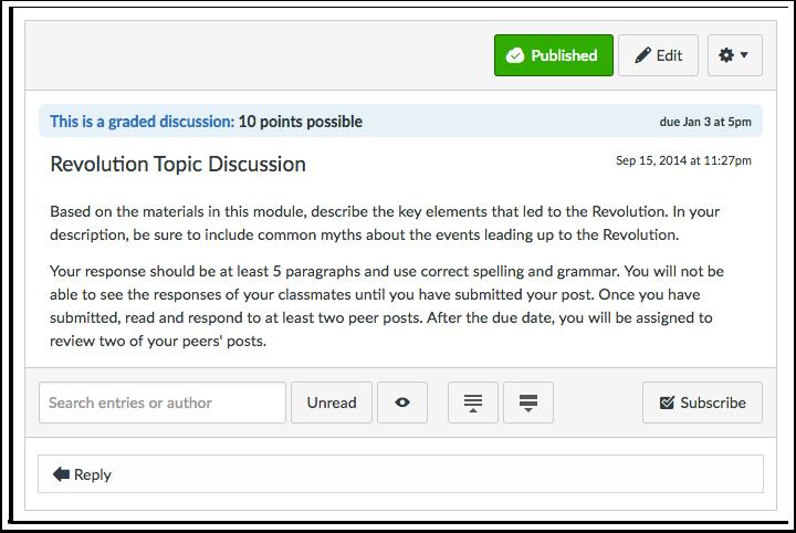 Visualizar Discussão