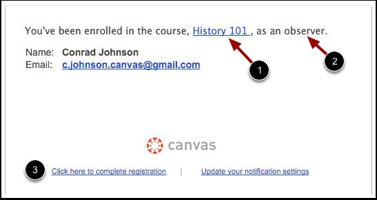 Recibir una invitación por correo electrónico
