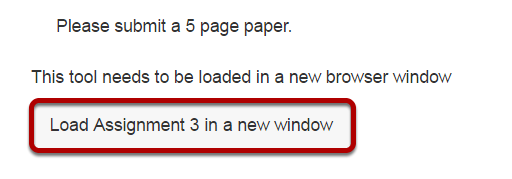 Click the button to load the assignment in a new window.
